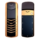 Vertu Signature Gold